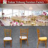 Qualitäts-Hochzeit AluminiumChiavari sitzt Yc-A21-30 vor