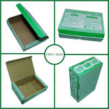 Dekorativer Papierverpackungs-Spielzeug-Kasten mit reizendem Drucken