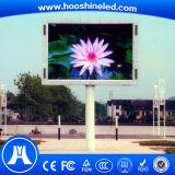 Visualización de LED a todo color al aire libre P10 de la alta estabilidad