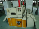 Hohe Präzisions-industrielles Metallblatt, das Zeile Maschine aufschlitzt