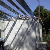 Camera prefabbricata per uso dell'ufficio e dell'adattamento