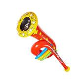Sassofono gonfiabile del PVC del gioco del giocattolo buon divertente del gioco
