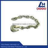 breve catena a maglia standard australiana galvanizzata 10mm