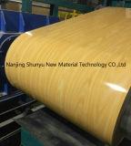 Thinckness delle bobine galvanizzate preverniciate 1.0mm/1.1mm/1.2mm delle lamiere di acciaio