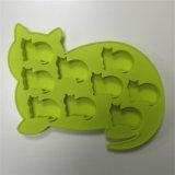 No Smell FDA Forme étoilée Silicone Ice Cube Mold