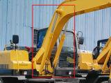 60kw 2200rpm de la excavadora de ruedas para la venta