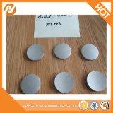 알루미늄 Pacakge 관 축전기 쉘 관을%s 만드는 알루미늄 민달팽이