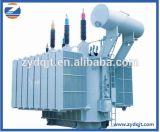 Высоким трансформатор электропитания стабилности 10kv-20kv 500kVA трехфазным погруженный маслом