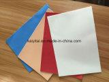 Folha colorida da espuma de EVA da fonte da fábrica de Fuzhou para a única fatura das sapatas