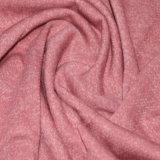 Poliestere/panno morbido polare del cotone per vestiti