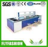 수채를 가진 Wooden Chemical Physical Lt 05 실험실 벤치 실험실 테이블 또는 전기