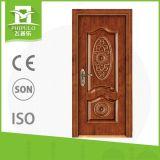 De calidad superior Engineered Interior puerta de madera