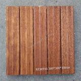 De Bevloering van Decking van de Bevloering van het hardhout voor de Bevloering van het Strand van het Zand Kempas