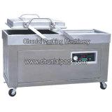 Máquina de empaquetamiento al vacío del compartimiento doble de Dz600-2sb