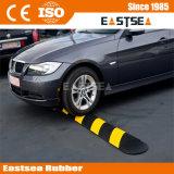 Negro y amarillo de goma 6 pies reflectante velocidad joroba / Rampa