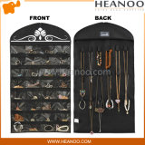 Bijoux Non tissé Cosmetic Hanging Storage Organizer Pocket Closet Bag