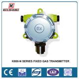 ый Middle East 4-20mA фикчированный детектор передатчика концентрации газа O2ий