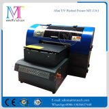 A3, A2 Efficiënte Digitale UV Flatbed Printer