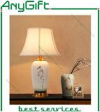 Nueva lámpara de escritorio de cerámica del escritorio del estilo chino / lámpara de tabla para el hogar 020 decorativo