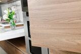 Muebles de madera modernos de la cocina del grano del MFC