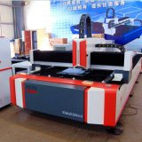 Raycus 1000W CNC Máquina de corte láser con una sola tabla