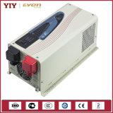 C.C. 24V ao inversor híbrido da potência solar da C.A. 220V