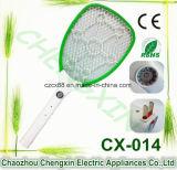 Swatter elettronico della presa della mosca della zanzara dell'ABS della fabbrica con la cosa repellente Zapper del LED