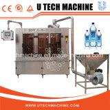 3-en-1 automático de agua embotellada Mineral/máquina de agua pura