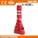 Portable Plástica Expandible Blowing Barrera de Seguridad