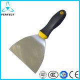 Prateleira de aço carbono aço polimento tinta putty faca