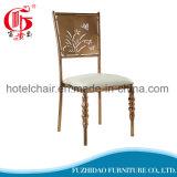 O aço inoxidável do baixo disconto preside cadeiras do trono para o restaurante