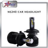 우수 품질 H13 고/저 광속 H4 LED 헤드라이트 램프