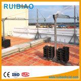 Aluminio Cables de Acero plataforma suspendida (ZLP630)