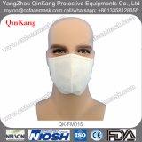 Респиратор от пыли цветня стороны белизны Non сплетенный дышая защитный