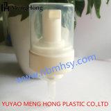 Pompe cosmétique de mousse de savon de qualité