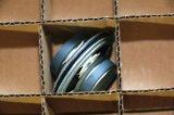 50mm 4-45ohm 0.25-2W altavoz de cono de papel