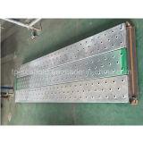 Unterschiedlicher Typ Baugerüst-Stahlplanke-Vorstand-Plattform