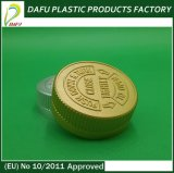 HDPE 100mlのプラスチック薬瓶