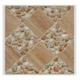 azulejo de suelo rústico de cerámica decorativo del cuarto de baño de 400X400m m