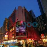 Visualizzazione di LED grande video Fullcolor di pubblicità esterna di P6 HD