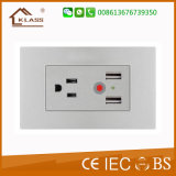 Electronic Ethernet Thailand Type 3pin Socket