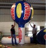 De reclame van de Opblaasbare Ballon van de Stok voor Verkoop