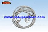 Auto-Schlepptau-Schleppen-Brücke-Seil mit der Haken-Dringlichkeit Hochleistungs