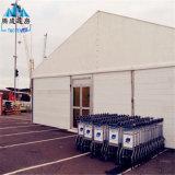 Tienda Ultravioleta-Resistente resistente del almacenaje del almacén de la tela de la cubierta del surtidor de China