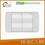 Contrôleur de vitesse du ventilateur 110 V Interrupteur de lumière du ventilateur de plafond