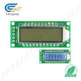 Kundenspezifischer PFEILER 240X128 punktiert LCD-Baugruppe