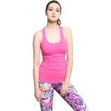4 Way Stretch lycra spandex chaleco compresión sudor pantalones