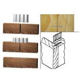 Prendedores ondulados da série de Wm para Furnituring
