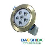 6 LEIDENE van watts Downlights (BSD-dl-6t-120-22)