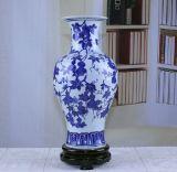 De antieke Vaas van de Vorm van de Vissen van het Huis Decoratieve